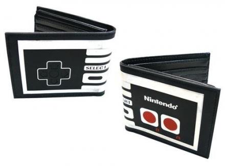 Nintendo Nes Controller Bi-Fold Wallet