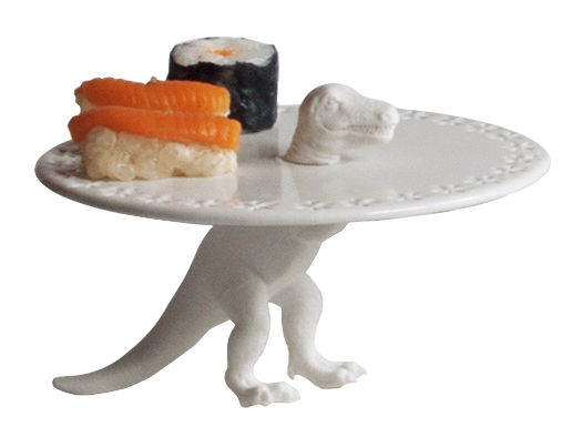 Cake stand Saurria Trex