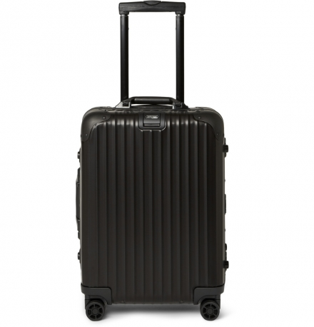 TOPAS STEALTH CABIN ALUMINUM CARRY-ON CASE