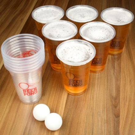 Beer Pong Set | Beer Pong Drinking Game