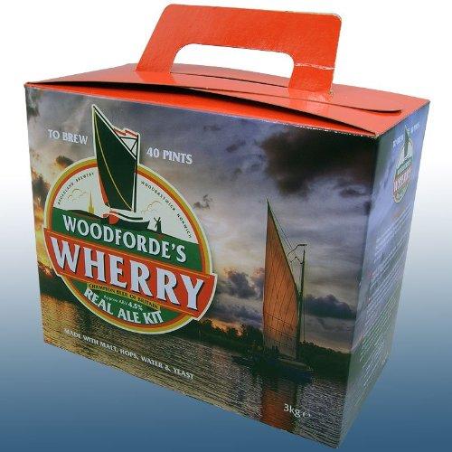 Real Ale – 40 Pint Homebrew Beer Kit