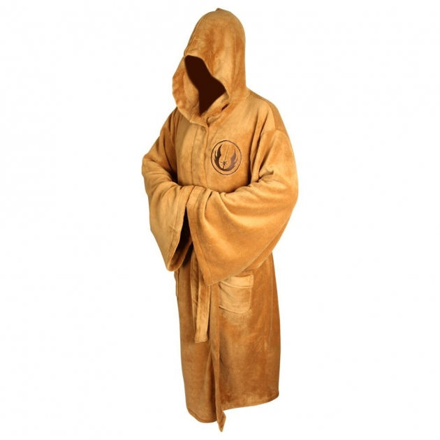 Star Wars Jedi Luxury Bath Robe