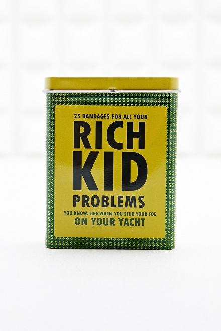 Rich Kid Problem Plasters