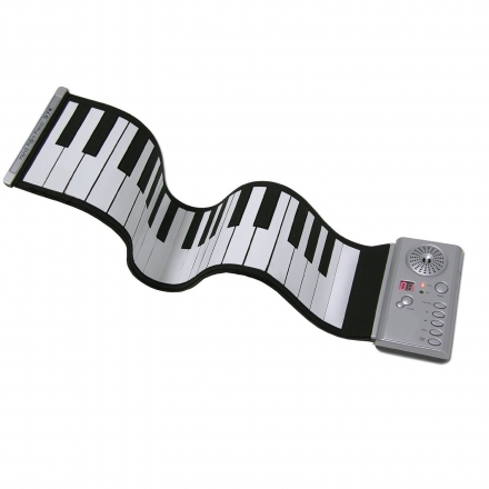 Roll Up Piano – LED Digital Display 37 Keys