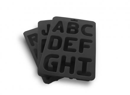 Alphabet Ice Cube Tray