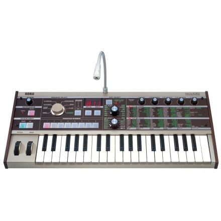 microKORG Synthesizer/Vocoder