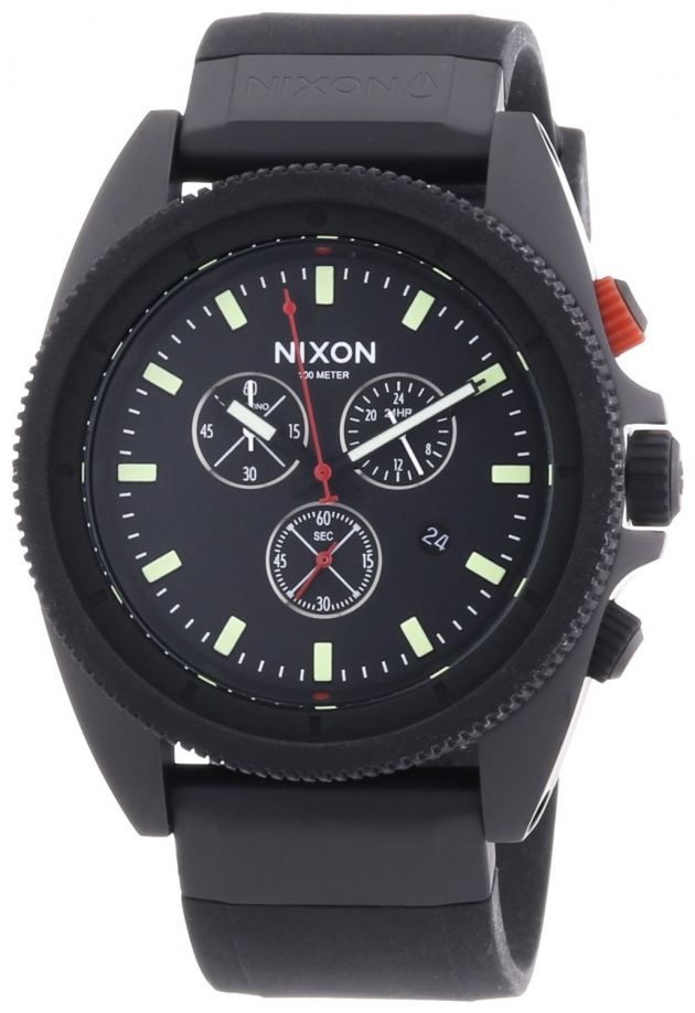 Nixon Rover Chrono Watch