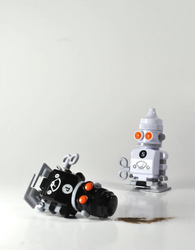 Salt and Pepper Bots