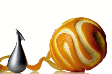 Alessi Orange Peeler