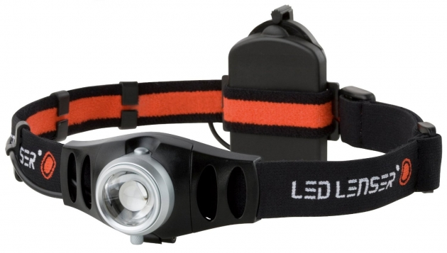 LED Lenser H7R Rechargeable Head Lamp