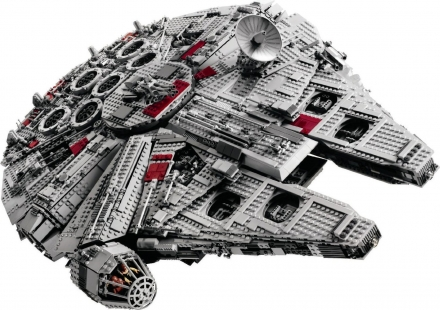 LEGO – ULTIMATE COLLECTOR'S MILLENNIUM FALCON
