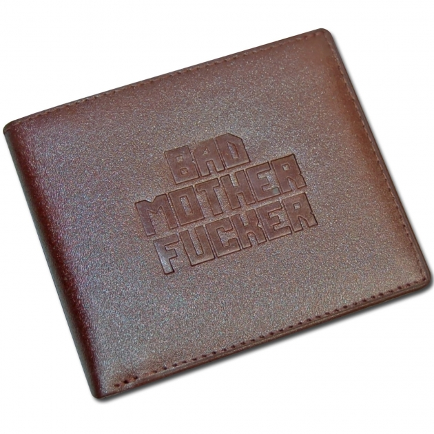 Bad Mutha Leather Wallet – Pulp Fiction