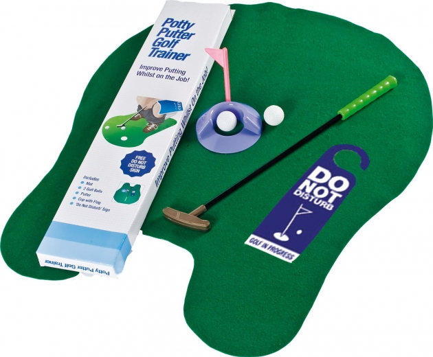 Longridge Potty Putter Golf Trainer