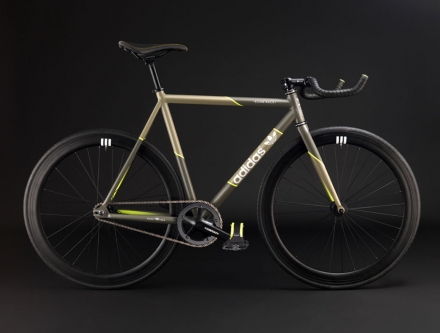 ADIDAS X BOMBTRACK COLLABORATION BIKE