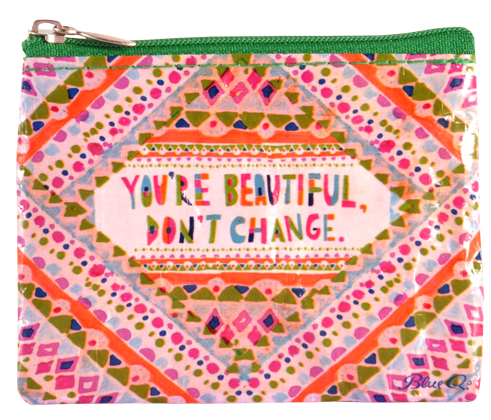 Coin Purse: You're Beautiful