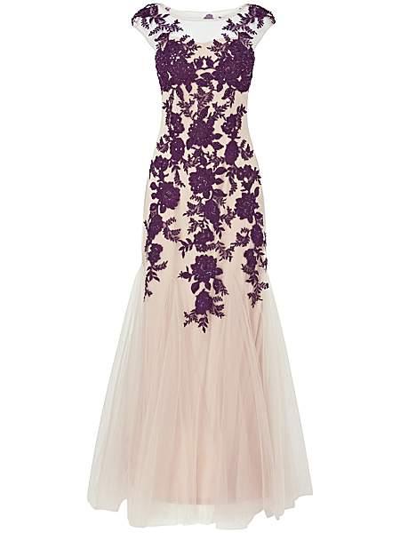 Phase Eight Rita Tulle Full Length Dress