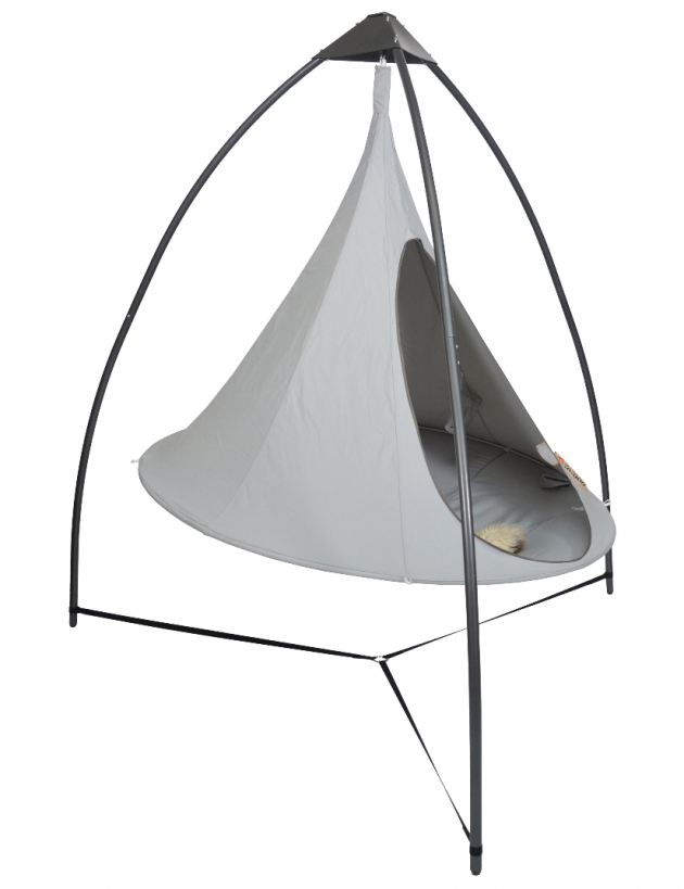 Structure to hang the Cacoon tents – Cacoon
