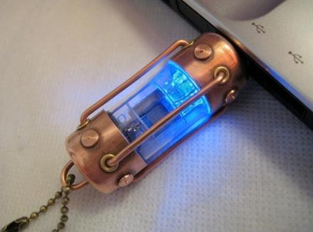 Arc pentode usb flash drive