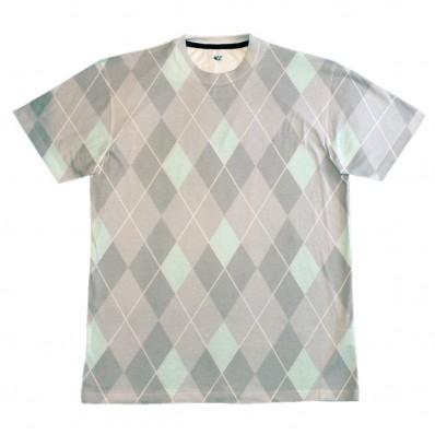 Argyle Print Tshirt