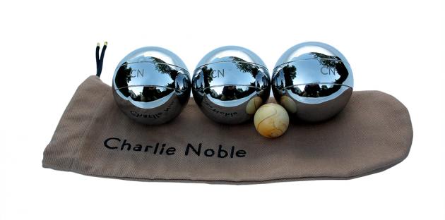 CHARLIE NOBLE BOULE