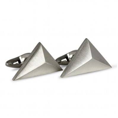 Pyramid Cufflinks