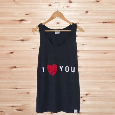 I Love/Hate you Vest