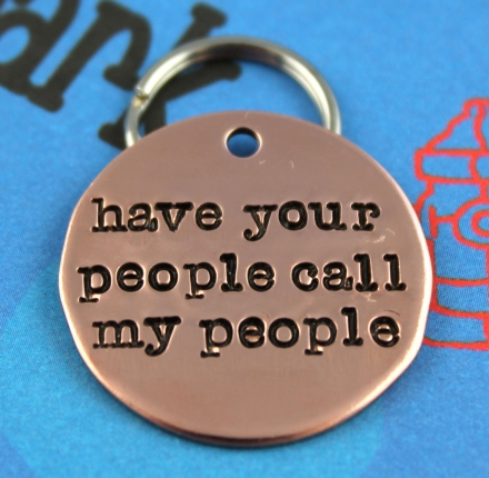PET ID | Have Your People Call My People