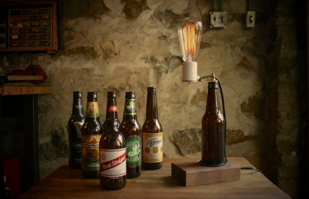 Beer Lamp by Luke Lamp Co. Lighting