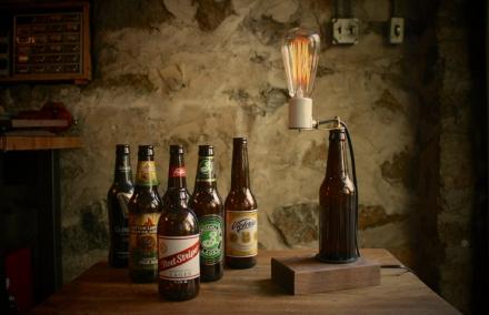 Beer Lamp by Luke Lamp Co. Lighting