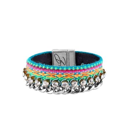 Joyful Blue bracelet