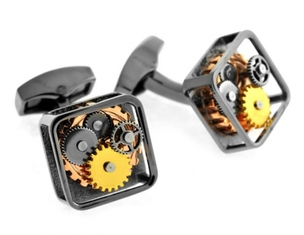 RT GEAR CUFFLINKS