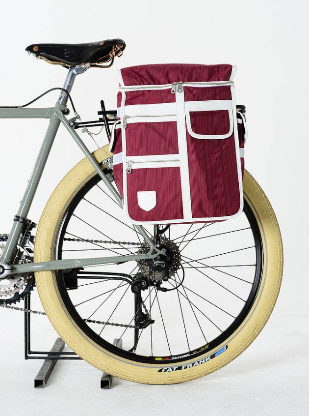 Bicycle Pannier Shoulder Bag
