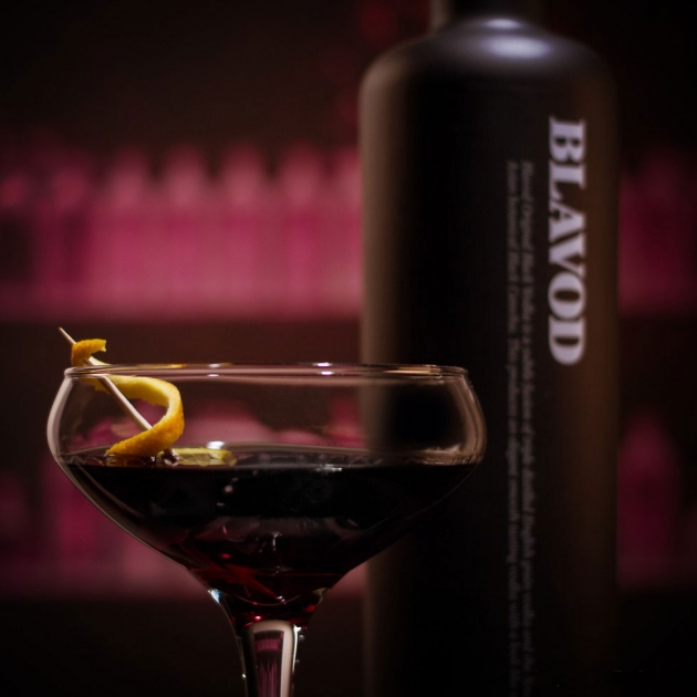 Blavod Black Vodka