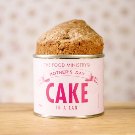 MOTHER'S DAY CAKE IN A CAN