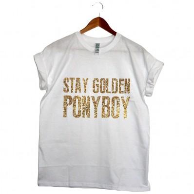 Ponyboy Tee