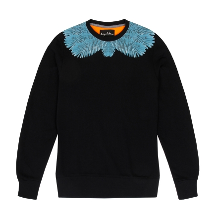 EAGLE WING SWEATSHIRT | SERGE DENIMES