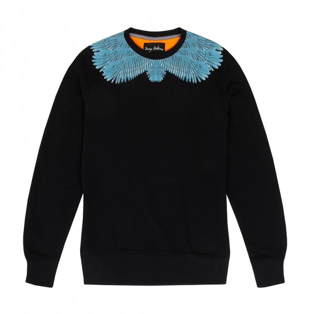 EAGLE WING SWEATSHIRT | SERGE DENIMES