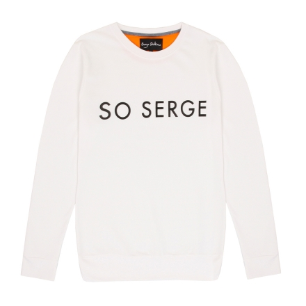 SO SERGE SWEATSHIRT | SERGE DENIMES