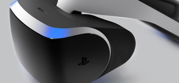 Project Morpheus – Virtual Reality Headset for PlayStation 4