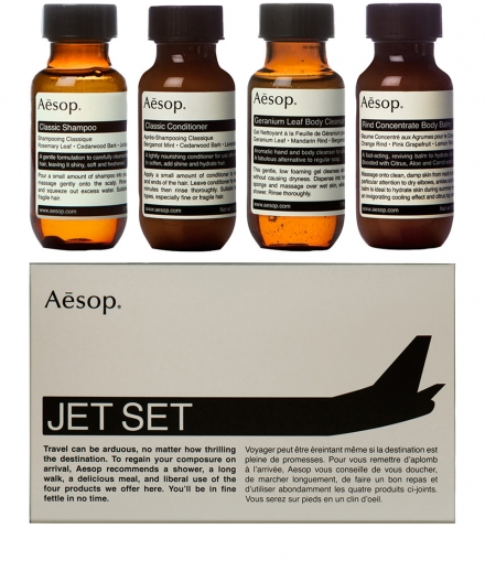AESOP | JET SET TRAVEL COLLECTION