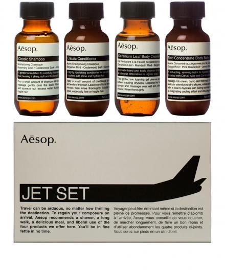 AESOP | JET SET TRAVEL COLLECTION