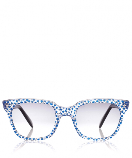 BLUE MARCO G11 DOUBLE STAR WAYFARER SUNGLASSES