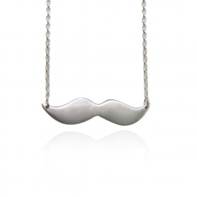 Tasha Moustache Necklace