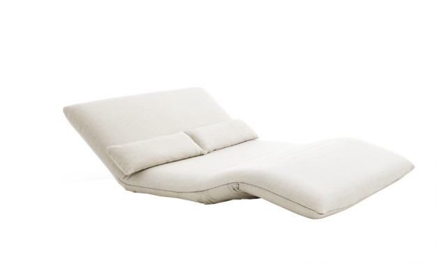 Tattomi armchair / day bed – De Padova