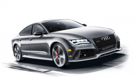 2015 Audi RS 7 Dynamic Edition