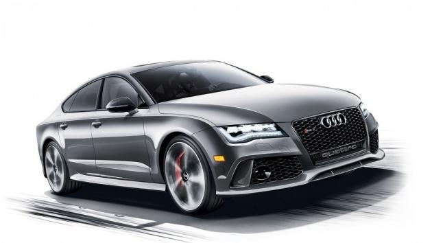 2015 Audi RS 7 Dynamic Edition