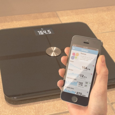 WITHINGS SMART BODY ANALYSER WIFI SCALES