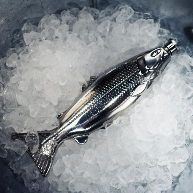 FISH FLASK