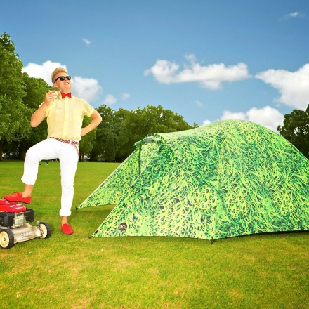 BANG BANG SOLAR POWERED TENT