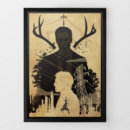TRUE DETECTIVE BY DANNY HAAS